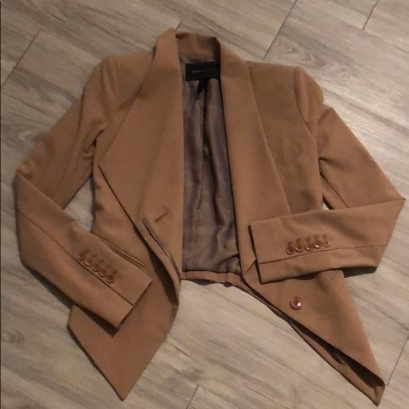 BCBGMaxAzria Jackets & Blazers - BCBG Camel/Beige/Tan XXS Blazer